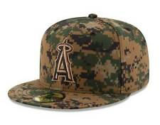 Official MLB 2016 Los Angeles Angels Memorial Day New Era 59FIFTY Fitted Hat