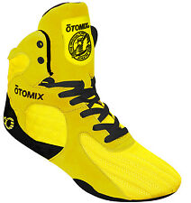 Otomix Stingray Escape Bodybuilding Weightlifting MMA Grappling Shoe (Yellow)