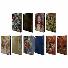 OFFICIAL NENE THOMAS FLORALS LEATHER BOOK WALLET CASE COVER FOR APPLE iPAD