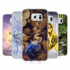 OFFICIAL SELINA FENECH FAIRIES SOFT GEL CASE FOR SAMSUNG PHONES 1