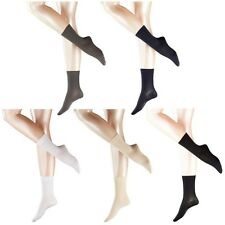 3 Pairs Falke Women's Socks 47673 Cotton Touch SO Elegant fine and soft for the