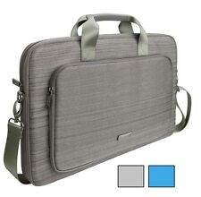13.3 inch Padded Briefcase Messenger Case Bag for Laptop Chromebook Ultrabook