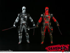 "HOT Deadpool Action Figure Marvel Legends X-Men Wolverine 12"" Wade Wilson Dl01"