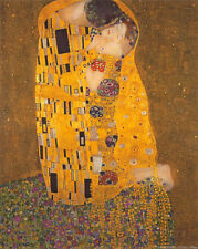 The Kiss, c.1907 Art Print by Klimt, Gustav