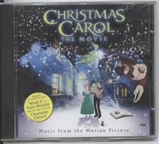 Christmas Carol: The Movie [Music from the Motion Picture] (CD 2001)