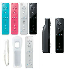 Nunchuck+Wireless Remote Controller For Nintendo Wii WII U+Silicone Skin Case