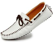 Fashion Mens leather Casual  slip on loafer Shoes Driving Moccasins Sneakers new