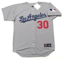 MAURY WILLS Los Angeles Dodgers 1969 Majestic Cooperstown Away Baseball Jersey
