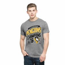 Pittsburgh Penguins '47 2016 Eastern Conference Champions Locker Room T-Shirt -