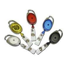 Lanyard Retractable Yo Yo Badge Reels For ID Card Badge Holder FREE delivery