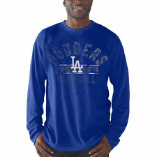 L.A. Dodgers Free Safety Thermal - Royal Blue - MLB