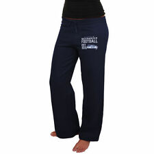 Seattle Seahawks Majestic Ladies Lateral Sprint VI Pants – College Navy - NFL