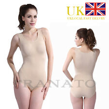 Body Shaper Waist Sleeveless Body Suits Control Openbust shapewear Seamless