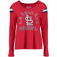Touch by Alyssa Milano St. Louis Cardinals T-Shirt - MLB