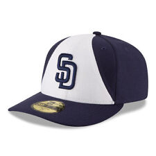 San Diego Padres New Era Diamond Era Low Profile 59FIFTY Fitted Hat - MLB