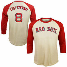 Carl Yastrzemski Majestic Threads Boston Red Sox T-Shirt - MLB
