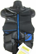 HYPERLITE TEAM VEST USCG – COLOR: BLACK/BLUE – SIZES: SM, MED, LG, XL – NEW!!!