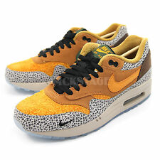 Nike Air Max 1 One Premium QS Atmos Safari AM1 Mens Limited Authentic 665873-200