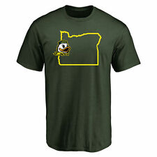 Oregon Ducks Tradition State T-shirt - Green - College