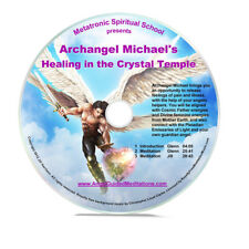 Angel Guided Meditation CD No 55 -ARCHANGEL MICHAEL'S HEALING IN CRYSTAL TEMPLE