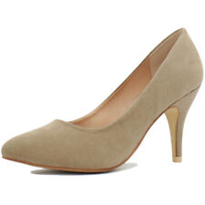 Women Pointed Toe Stiletto High Heel Classic Pumps