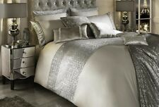 Kylie Minogue Bedding Mezzano Praline Duvet Cover Bed Linen Bed Throw Cushions