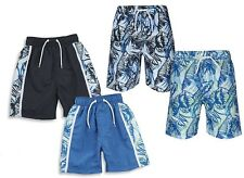 New Boys Cargo Bay Bermuda Swimming Trunks Summer Swim Shorts Age 2 to 6