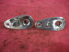 1963-67 Corvette Soft top Deeck Lid Latches, Used