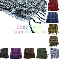 US Army Protection Airsoft Tactical Ski Gear Desert Shemagh Keffiyeh Arab Scarf