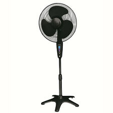 "Honeywell QuietSet™ 16"" Oscillating Pedestal Fan"