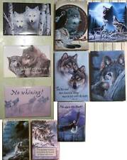 WOLF MAGNET by Leanin' Tree, Assorted Design price each