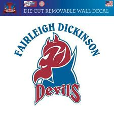 Fairleigh-Dickinson University Devils  Removable Wall Decal Logo 1