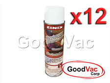 Case (12 Cans) of Zenex Odor Neutralizer/Remover/Smell Eliminator Many Scents