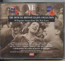 Various Artists - 50 Popular Songs From The War Years (Double CD) .. Fatbox