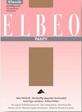Elbeo Panty pantyhose, 3 pack, support tights, strong support,opaque,control top