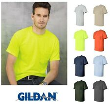 Gildan 2300 Men's Ultra Cotton T-Shirt with a Pocket S-5XL  2300