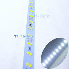5m-100m 10x 50cm 2835 Rigid led hard Strip light bar 72 LED double row White 12V