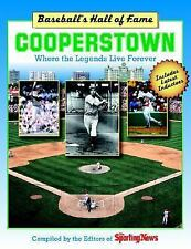 Cooperstown : Baseball Hall of Fame: Editions of Sporting News by Outlet Book...