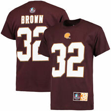 Jim Brown Majestic Cleveland Browns T-Shirt - NFL