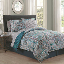Avondale Manor Minerva 8-piece Bed in a Bag
