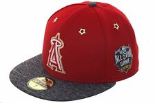 Official 2016 MLB All Star Game Los Angeles Angels New Era 59FIFTY Fitted Hat
