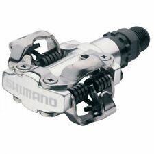 Shimano PD-M520 MTB Mountain Bike Trail SPD Pedals -Two Sided Mechanism