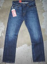 1967 Levi's VINTAGE CLOTHING LVC Selvedge Big E 67505-0084 505 Denim Jeans $275