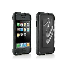 DLO JAM JACKET SILICONE SKIN CASE COVER BLACK for iPhone (1st Generation ONLY)