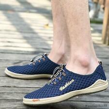 New Mens athletic fashion sneaker breathable sport casual loafer sandal shoes