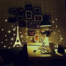 WALL Decor Home Universe Glow in the dark Point Decal Sticker Art Mural 4 Types