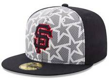 Official MLB 2016 San Francisco Giants July 4th New Era 59FIFTY Fitted Hat