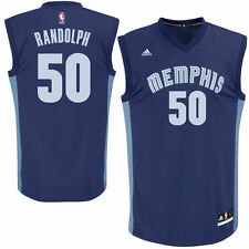 Zach Randolph Memphis Grizzlies adidas Replica Road Jersey - Navy Blue - NBA