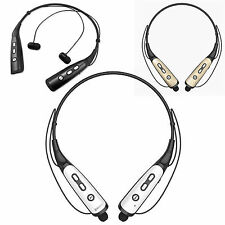Sports Bluetooth Wireless Headset Stereo Headphone Earphone For iPhone Tablet PC