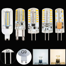 G4 G9 1.5W-4.5W 24/64 LED 3014 SMD Capsule Replace Halogen Light Bulb Lamp